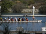 Dragon Boat Glides By